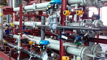 Gasreinigungsanlagen - Caloric Anlagenbau GmbH