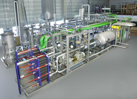 Gaswäschen - Caloric Anlagenbau GmbH