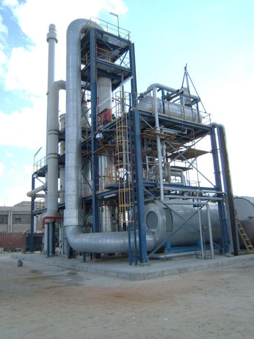 Verbrennung von chlorhaltigen Abfällen mit HCl-Rückgewinnung ...