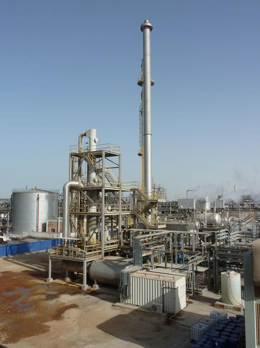 Verbrennungsanlagen für Abfälle mit gebundenem Stickstoff - Caloric ...