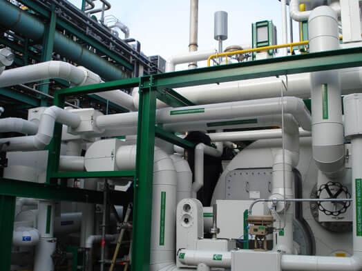 Prozessdampfkessel - Caloric Anlagenbau GmbH
