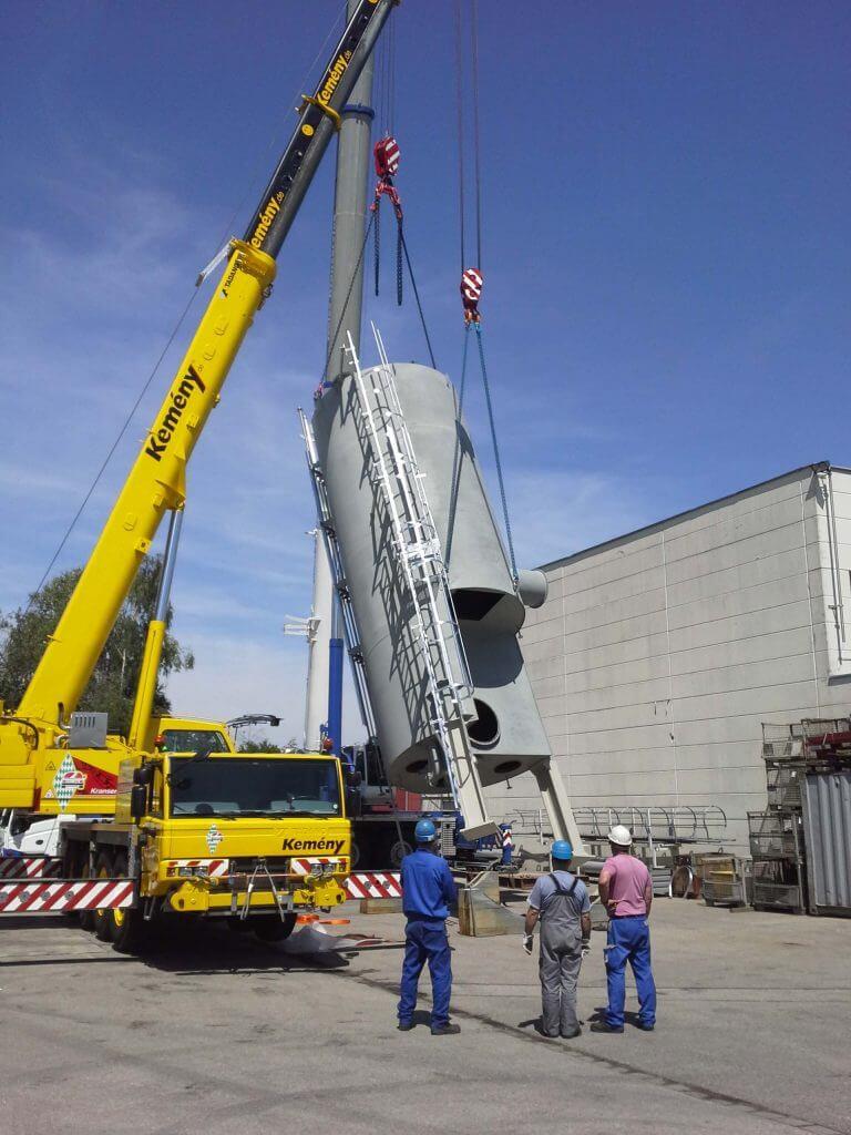 Unterstützung vor Ort - Caloric Anlagenbau GmbH