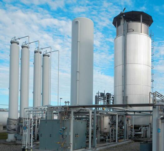 Wasserstoff aus Methanolreformierung - Caloric Anlagenbau GmbH