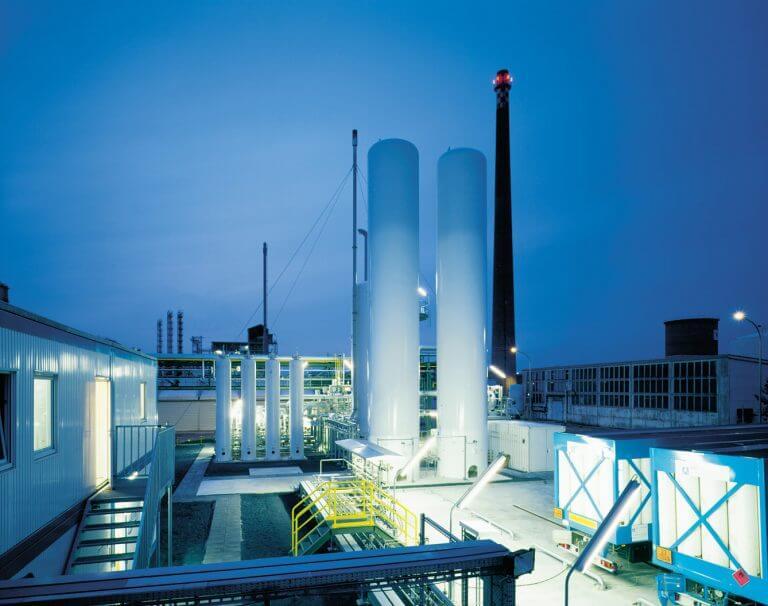 Wasserstoff aus Dampfreformierung - Caloric Anlagenbau GmbH